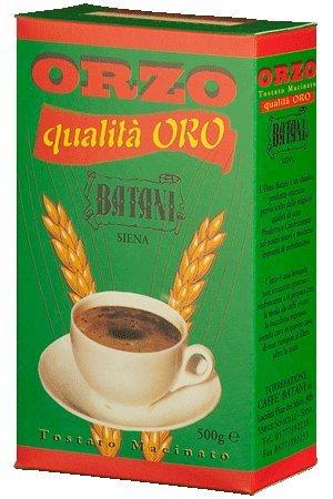 "Caffè Batani Gerste aus der Toskana""Qualità Oro"", geröstet, 500 g"