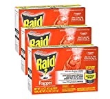Raid Concentrated Deep Reach Fogger (Pack - 3)