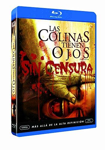 Las Colinas Tienen Ojos - Blu-Ray [Blu-ray]