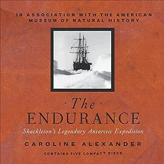 The Endurance audiobook cover art