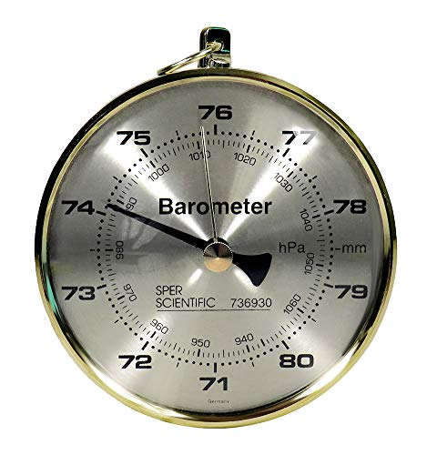 Sper Scientific 736930 Barometer