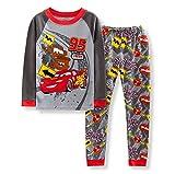 Boys Pajamas 2 Piece Cotton Clothes Long Kids...