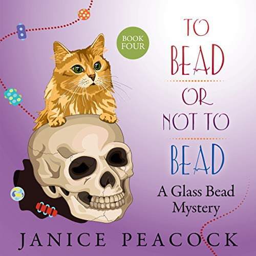 To Bead or Not to Bead  audiobook cover art