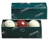 Carambola-ball-juego de 61,5 mm Aramith