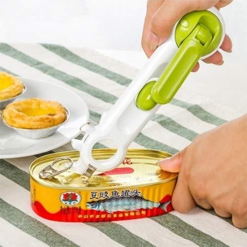 MYHH 7 en 1 abridor de latas multifunción herramientas creativas de cocina