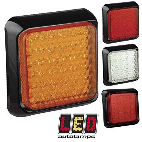 Voyant LED multivolt 12 V/24 V pour remorque/caravane