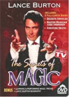 Secrets of Magic: Lance Burton [DVD]