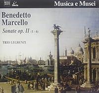 Marcello:Sonatas for Flute/Con