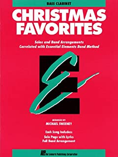 Essential Elements Christmas Favorites: BB Bass Clarinet