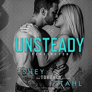 Unsteady cover art
