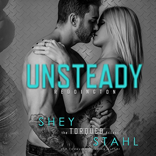 Unsteady audiobook cover art
