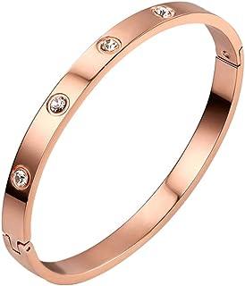 624477725211 Amazon.es: pulseras de oro - Circonita: Joyería