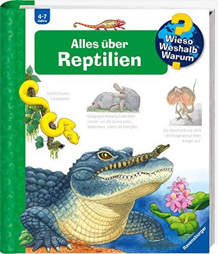 Wieso? Weshalb? Warum? Alles über Reptilien (Band 64) (Wieso? Weshalb? Warum?, 64)