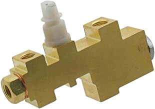 Speedway Motors Style Proportioning Valve for Disc Drum Brakes, Fits 1960-70 Ford