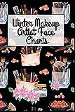 Winter Makeup Artist Face Charts...