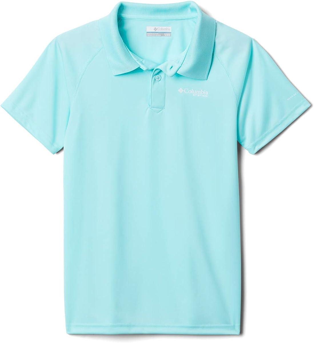 Columbia Boys' Terminal Tackle Polo Shirt