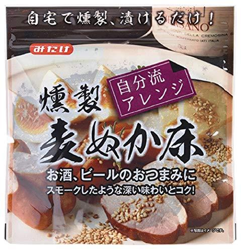 みたけ 燻製麦ぬか床 500g ×2個