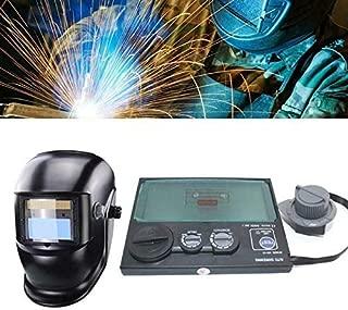 ELECTROPRIME Welding Helmet DIN9-DIN13 Solar Auto Darkening Mask Goggles Accessories