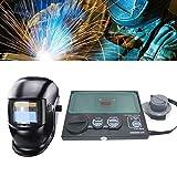 ELECTROPRIME 1pcs Welding Helmet DIN9-DIN13 LCD Screen Auto Darkening Mask Accessories