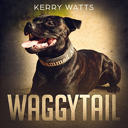 Waggytail audiobook cover art