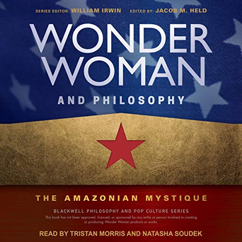 Wonder Woman and Philosophy cover art