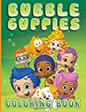 Bubble Guppies Coloring Book: The Crayola Bubble Guppies Coloring Books For Adults - (Book For Adults & Teens)