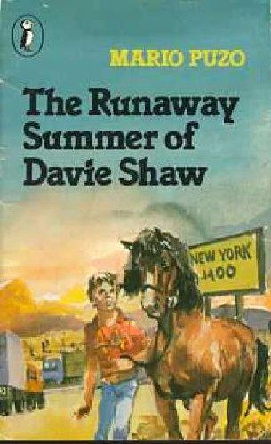 The Runaway Summer Of Davie Shaw