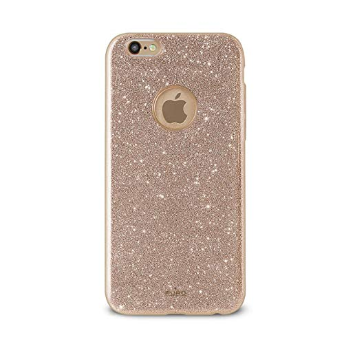 PURO Cover Shine per iPhone 6/6s, Oro