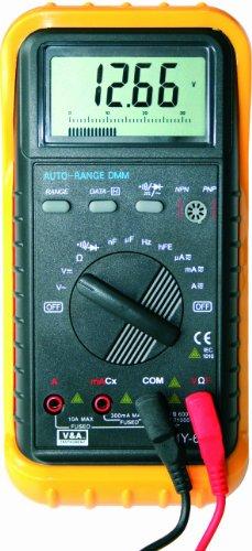 Kunzer MY68 Digitales Multimeter, Multi-Colored
