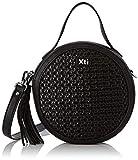 XTI 86290.0, Bolso bandolera para Mujer, Negro (Negro), 22x22x7 cm (W x H x L)