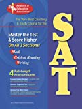 SAT (REA) - The Very Best Coaching & Study Course for the New SAT (SAT PSAT ACT (College Admission) Prep)