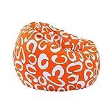 Serenable Bean Bag Chair, Convertible Chair Folds from Bean Bag - Art Print