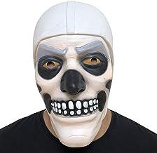 JZGJG Schedel skeletmasker voor volwassenen, luxe ...