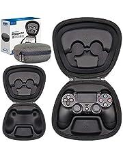 Sisma Uchwyt na kontroler gier etui do przechowywania PS4 oficjalny kontroler bezprzewodowy DualShock 4, wytrzymały pokrowiec ochronny twarda powłoka etui dopasowanie, edycja specjalna