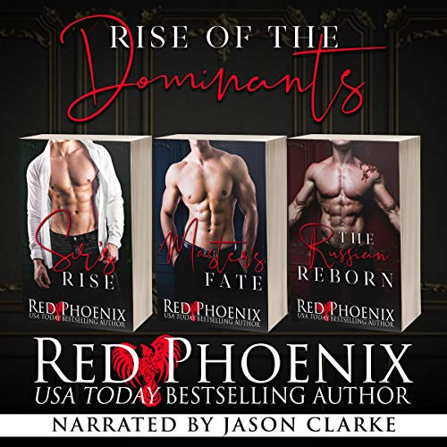 Rise of the Dominants: Three Book Box Set  By  cover art