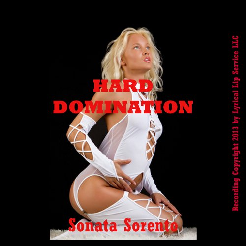 Hard Domination audiobook cover art