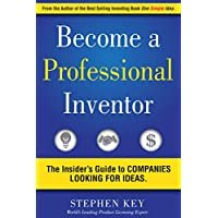 Deals on Become a Professional Inventor Kindle eBook