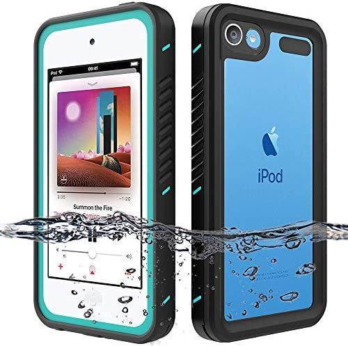 iPod Touch Waterproof Case for iPod Touch 7 Touch 6 Touch 5 Case OWKEY Full Body Rugged Case product image
