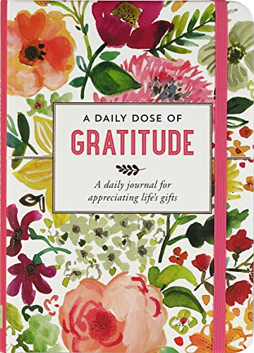 A Daily Dose of Gratitude Journal: A Daily Journal for Appreciating Life's Gifts