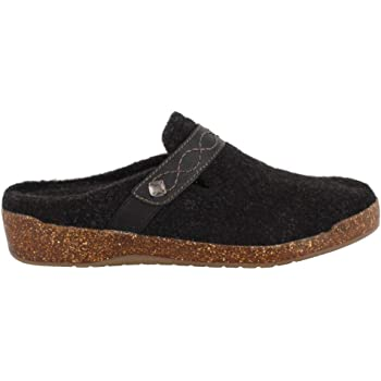 Earth Origins Janet Women's Slipper 7.5 C/D US Black