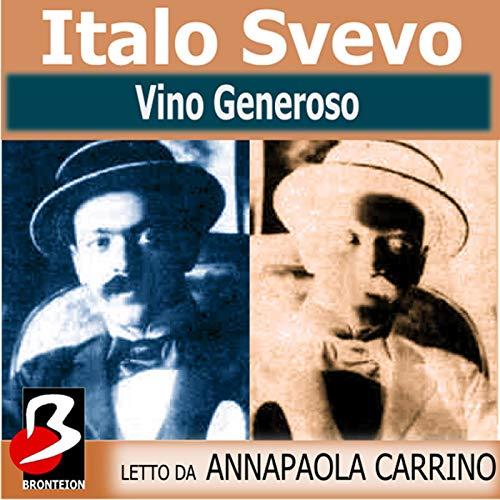 Vino Generoso [Generous Wine] audiobook cover art