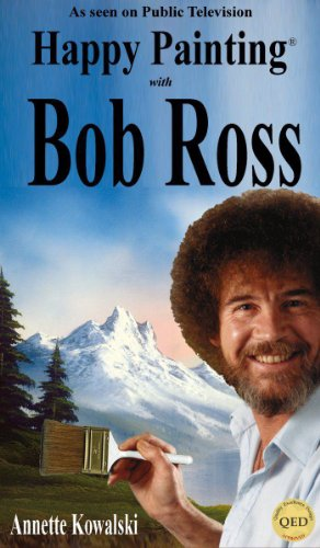 Happy Painting with Bob Ross (English Edition)