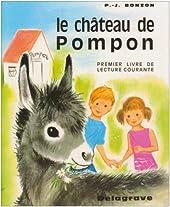 Le Château de Pompon, CP de Bonzon