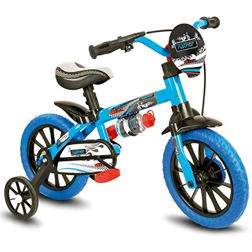 Bicicleta Infantil Nathor Aro12 Veloz De 2 A 5 Anos