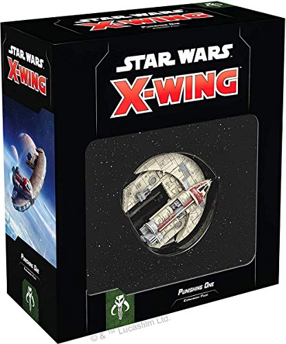 Fantasy Flight Games FFGSWZ51 Star Wars X-Wing 2nd Edition: Punishing One Expansion...