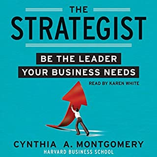 The Strategist cover art