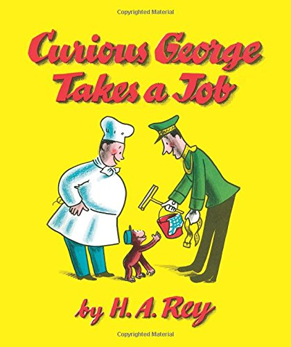 Curious George Takes a Jobの詳細を見る