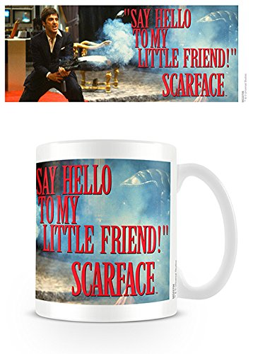 Pyramid Posters Taza Scarface Say Hello TO MY Little Friend