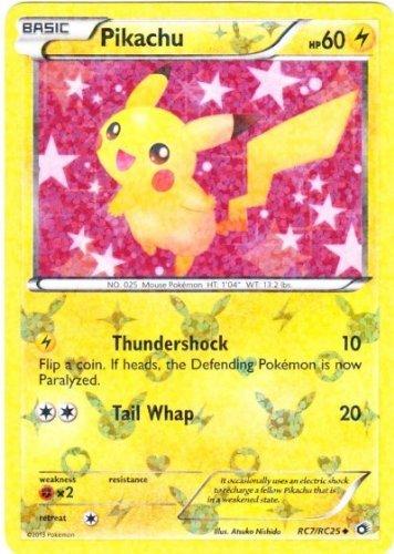 Pokemon - Pikachu (RC7/RC25) - Lege…