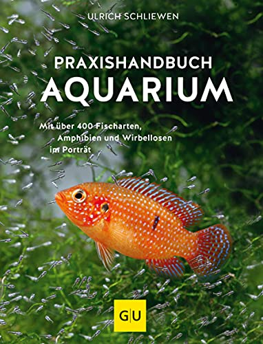 Graefe und Unzer Verlag Praxishandbuch Aquarium Bild